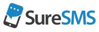 SureSMS ApS Logo